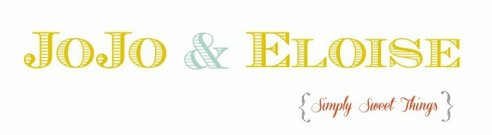 Jojo and Eloise Blog Logo