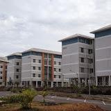 写真11 : スガン住宅団地の敷地内