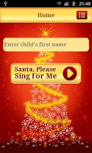 Santa Sings Your Name - screenshot