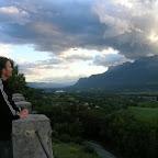 Le massif de la Chartreuse en face St Maximin