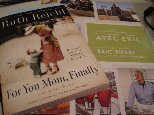 Ruth and Eric's most recent publications.