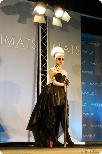 IMATS Sydney 2012 - Beauty Fantasty - Wild Kingdom - Lilah Deguitre (3)