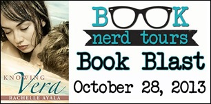 {Giveaway} Knowing Vera by Rachelle Ayala