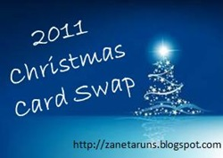 2011 Christmas Card Swap Logo