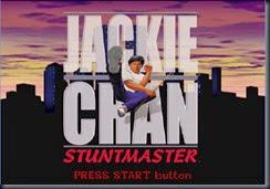 Jack Chan Stuntmaster