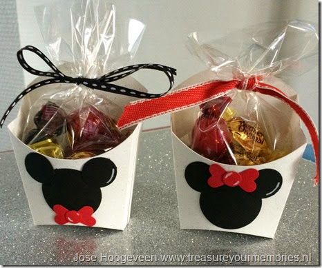 Fry box minnie micky