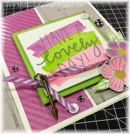 Lovely Birthday CU_card