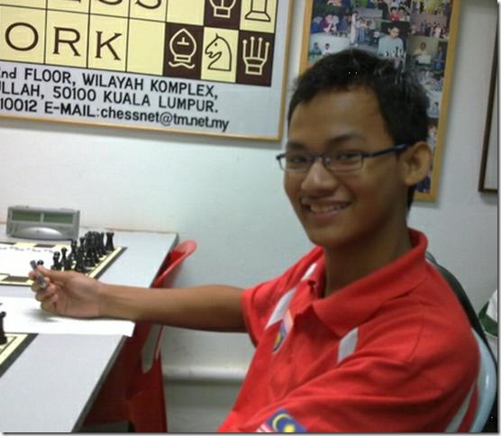 Mohd Faizal Roslan, Selangor