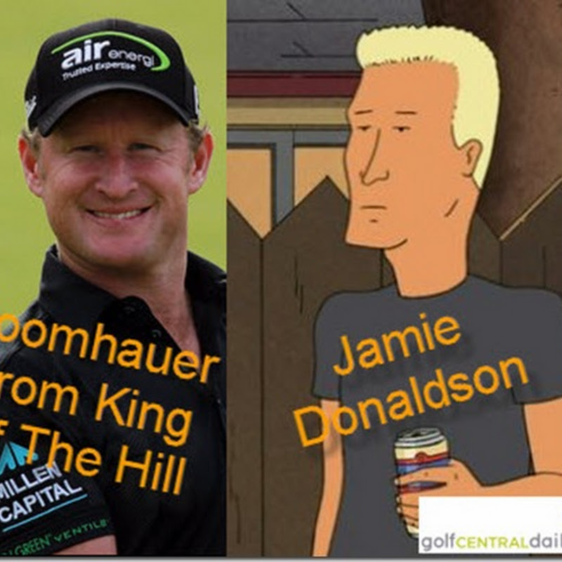 Separated At Birth Jamie Donaldson