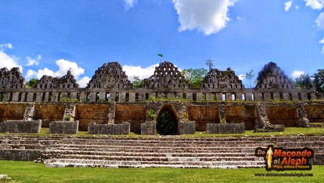 Visita Uxmal Yucatán 9