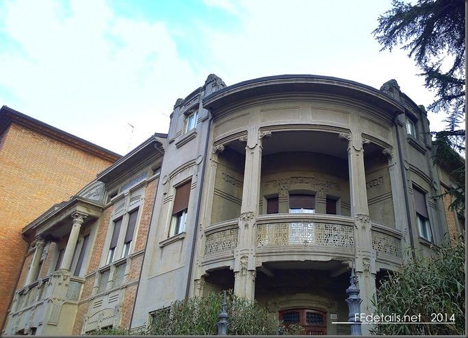 Palazzo Masieri - Finotti, Ferrara, Italy, Photo1