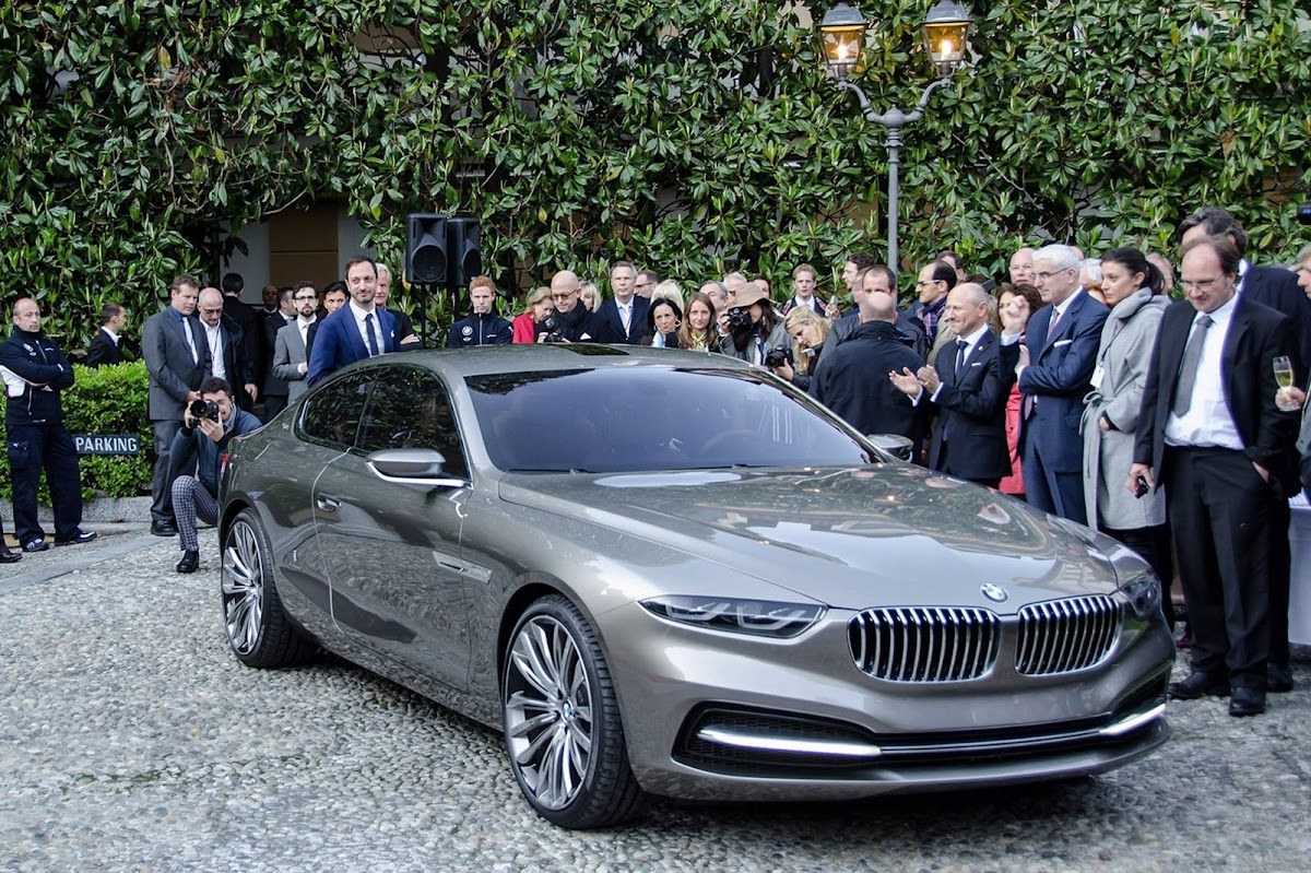 BMW Rumored To Debut New 9 Series Super Luxury Concept At Beijing Show