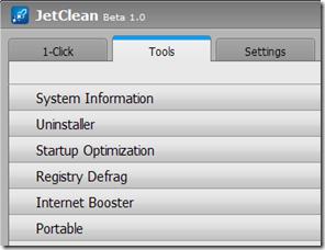JetClean Tools