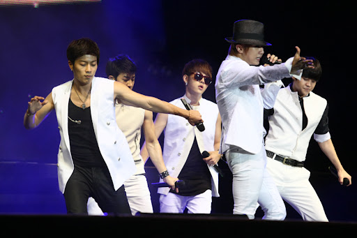 MTV World Stage 2011 : Beast