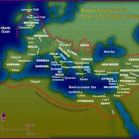 00f.- Imperio romano en tiempos de Trajano