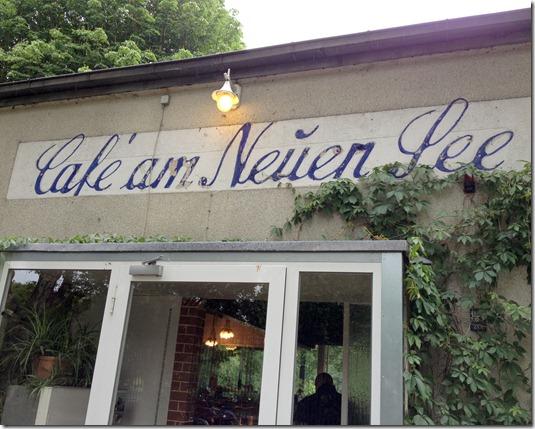 Café am Neuen See Berlin