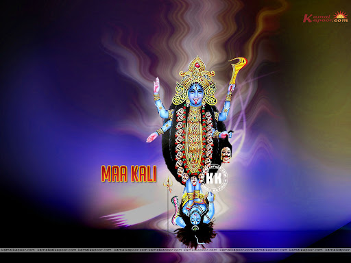 ... Kali wallpaper, Indian God Wallpapers of Kali , Sri Kali ji Wallpapers