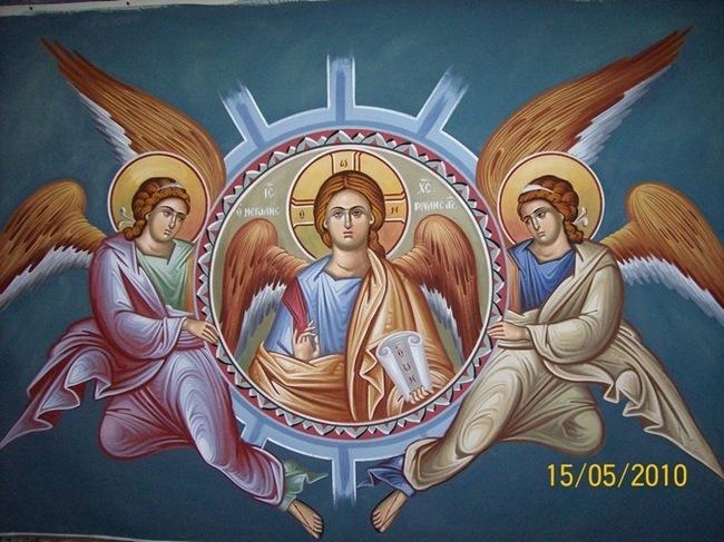 Έφυγε ο Νίκος Γκόλας, αγιογράφος και της εικόνας του Αγίου Γερασίμου (Βλαχάτα Εικοσιμίας)