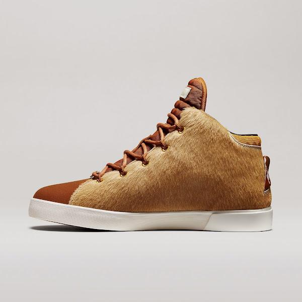 8220Lion8217s Mane8221 Nike LeBron XII Lifestyle Drops on 1227