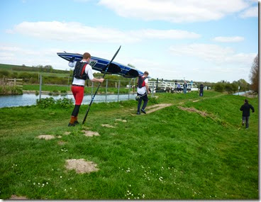 portage 4 at hungerford marsh