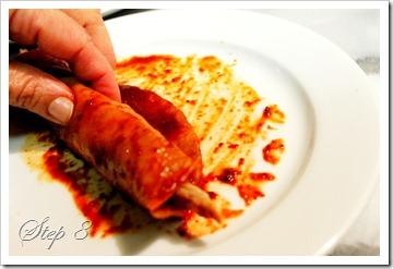 Enchiladas rojas6