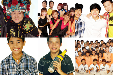 Pilipinas Got Talent 4 first batch of semi-finalists