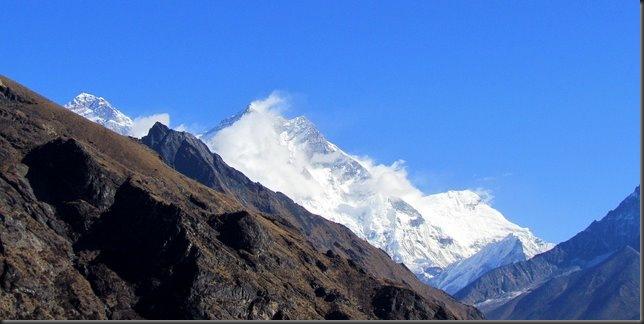 Everest  Lothse  Imja Tse