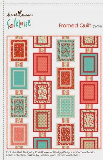 Free quilt patterns from Camelot