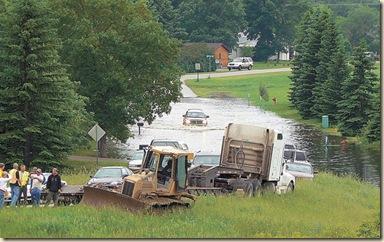 minot flooding