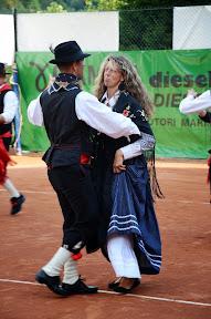 balli in costume dell' ottocento Bresciano