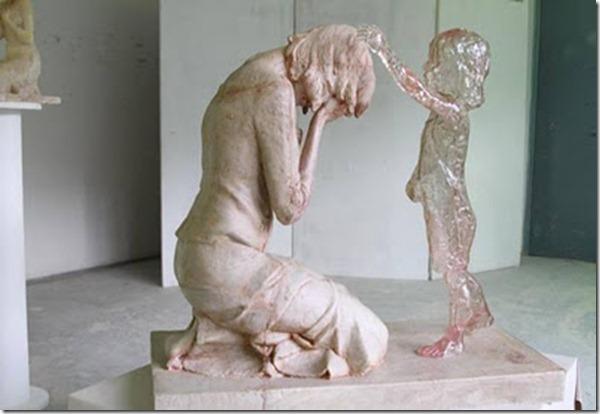 monumento criança não nascida