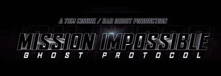 รวมข้อมูลภาพยนตร์ Mission impossible ghost protocol มิสชั่น อิมพอสซิเบิ้ล 4 - ปฎิบัติการไร้เงา