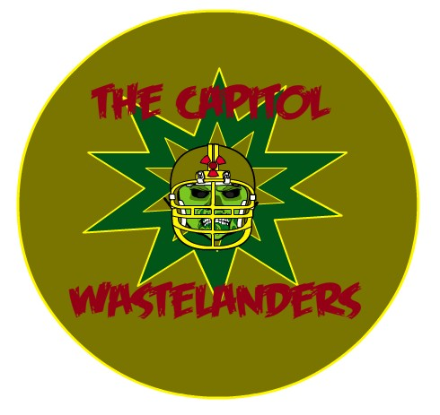 A one day HM contest.  Jeff ask his fans to create Sports team logo's for fictitious cities.  This is my Fallout 3 tribute