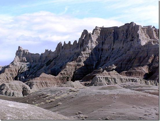 Badlands National Park - Wikimedia Commons - Author Scott Catron