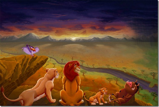 El Rey León,The Lion King,Simba (128)