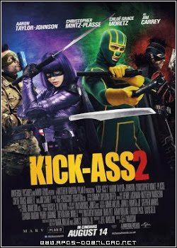 52a5ecb838111 Kick Ass 2 Dublado RMVB + AVI Dual Áudio BDRip