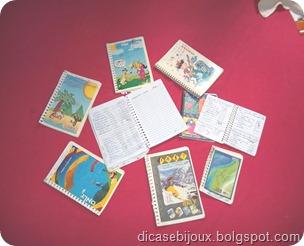 capéus de samuel;cadernos de bijus 091