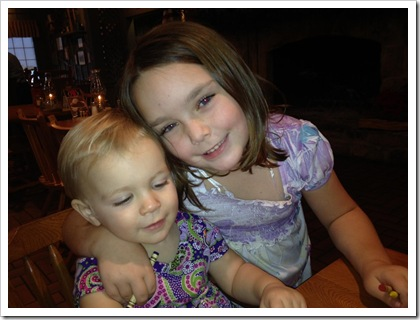Isla and Kendall