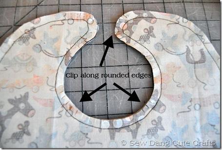 Clip-along-edges