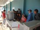 Aniversário da Escola - Gincana com os estudantes