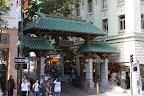 La porte de Chinatown