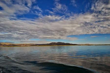 Pe lacul Titicaca