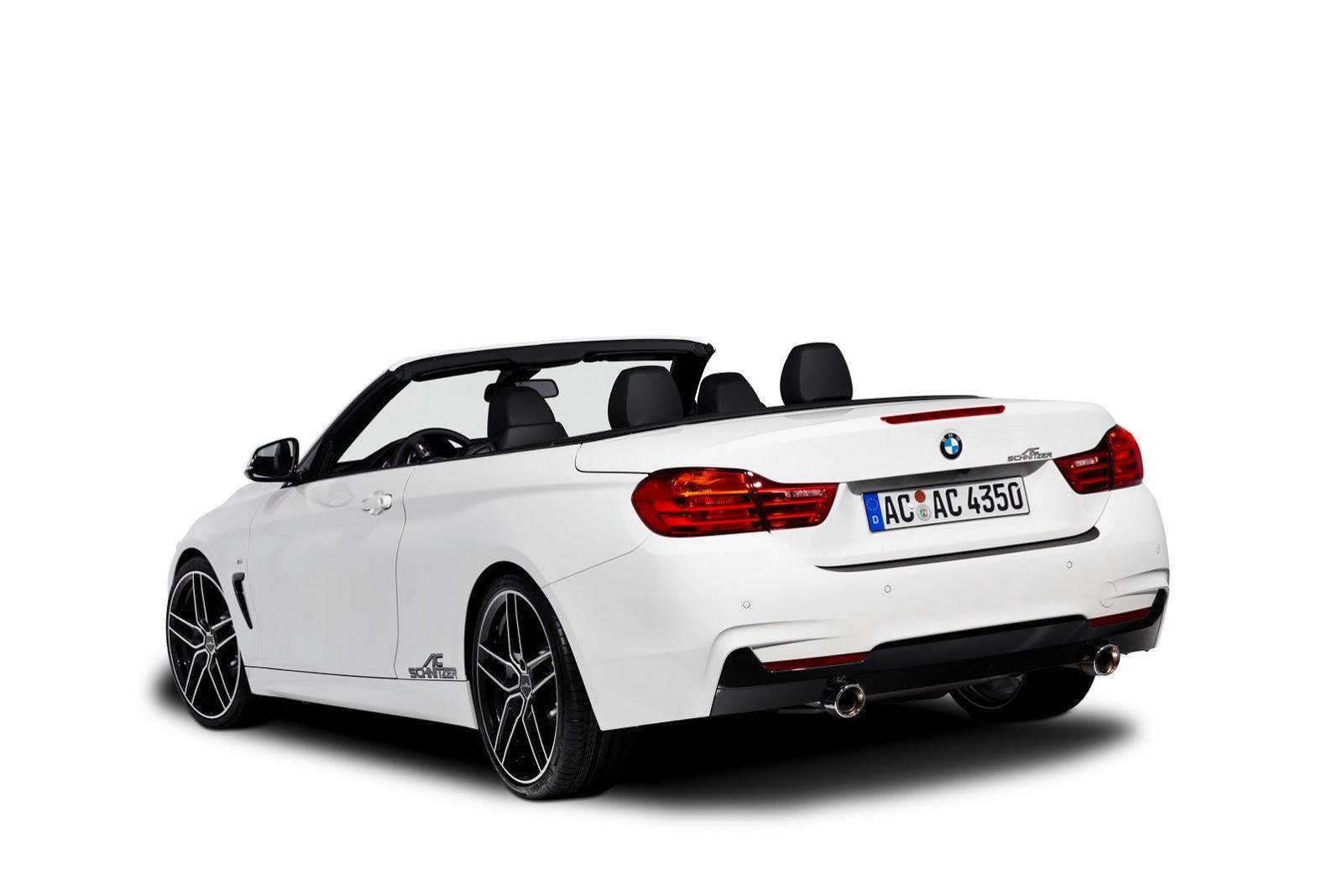 Фото | BMW 4-Series Convertible от AC Schnitzer