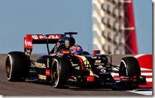 Grosjean con la Lotus anche nel 2015