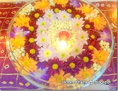 Fabulous Diwali potpourri floating lamps ideas