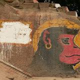 Hanuman, dieu des singes