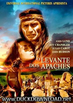 Baixar Filme O Levante dos Apaches DVDRip Dublado