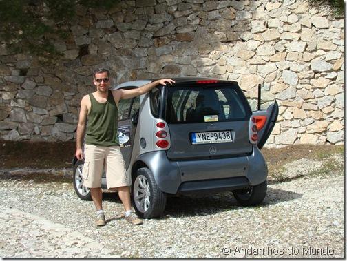 Smart Alugado Santorini Grécia