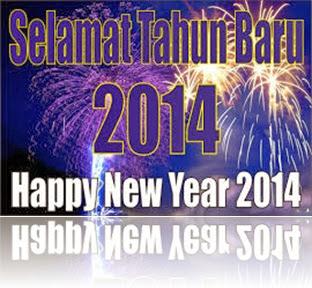 Ucapan Selamat Tahun Baru 2014 Romantis dan Lucu