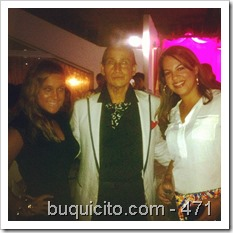 Keila con Juan Fernandez y Josette